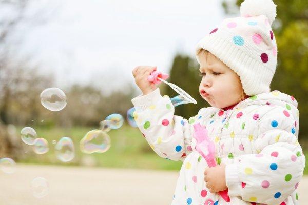 Осенняя одежда ждя ребенка